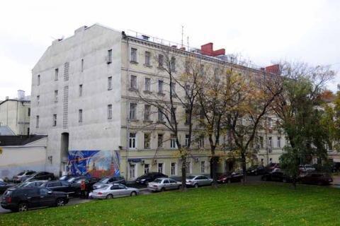 Продажа офиса 140 кв.м. в 150 м. от Кремля, ул.Волхонка 5/6с4 - Фото 1