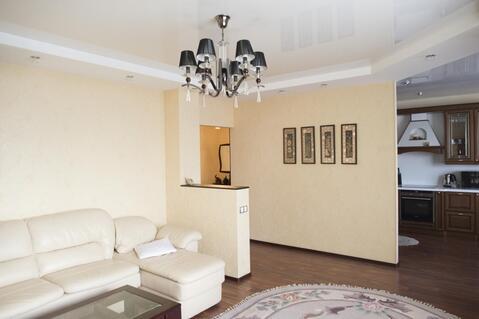 """2-комнатная квартира с евроотделкой и мебелью, """"под ключ"""" - Фото 3"""