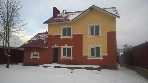 Продажа дома в 2-х уровнях в Витебске, район Лучесы.Коммуникации все. - Фото 1