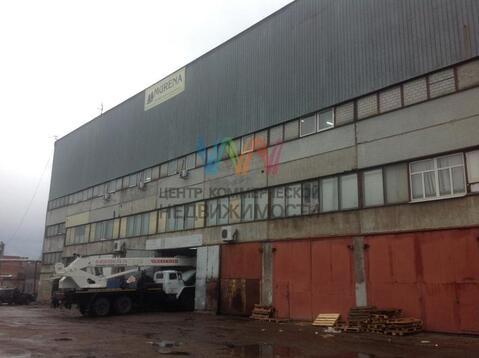 Продажа производственного помещения, Уфа, Ул. Кандринская - Фото 1