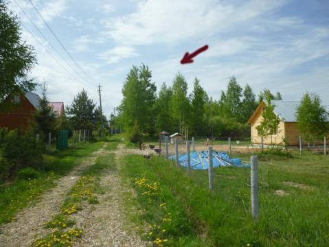 Участок под дачное строительство, Ярославское шоссе д.Дьяконово - Фото 2