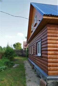 2-этажный дом 150 м2 (брус) на участке 25 сот. № О-0428. - Фото 4