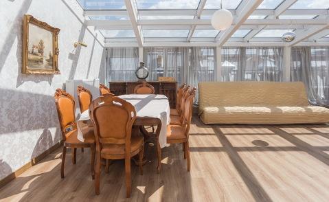 Изысканная квартира с большой террасой в центре посуточно - Фото 5