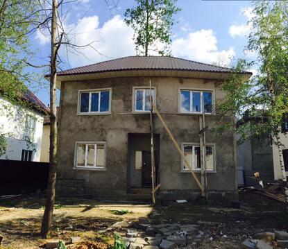 Продается 2х этажный коттедж в Москве, 10 мин от метро! - Фото 1