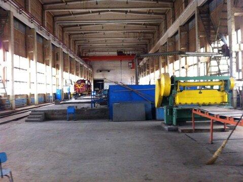 Продам производственный комплекс 13 000 кв.м. - Фото 1