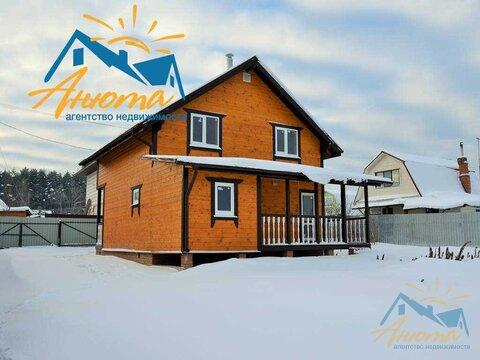 Новый зимний дом в черте Балабаново Боровского района. - Фото 3