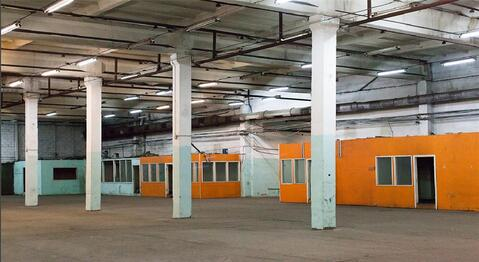 Производственно-складской комплекс 3000 кв.м. - Фото 2