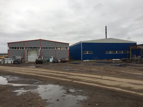 Производственно-складская территория - Фото 1