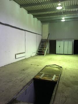 Ремонтно-гаражный комплекс, площадка под технику - Фото 3