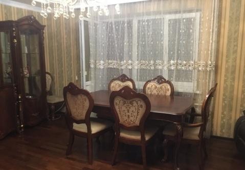 3 ком 204 квартал 88 кв, с евро ремонтом и мебелью - Фото 4