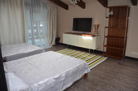 Трехкомнатная квартира с шикарным ремонтом в Эсто-Садке (Красная Полян - Фото 4