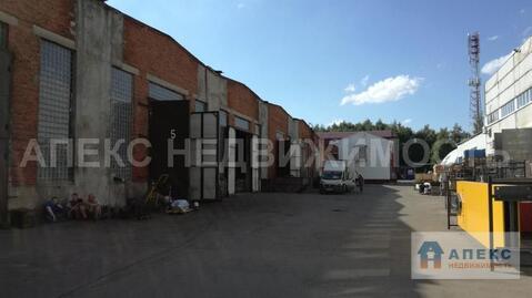 Аренда помещения пл. 770 м2 под производство, склад, , Пушкино . - Фото 1
