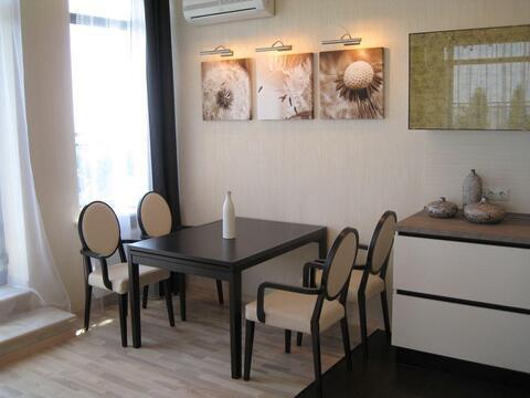 Продам видовую 3-комнатную квартиру с ремонтом в клубном доме, Алушта - Фото 5
