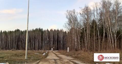 Земельный участок 13,57 соток в Новой Москве, 20км от МКАД. - Фото 3