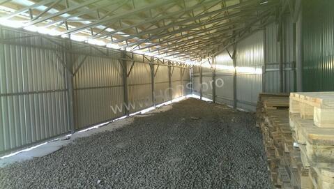 Холодный склад в д. Карманово - Фото 3