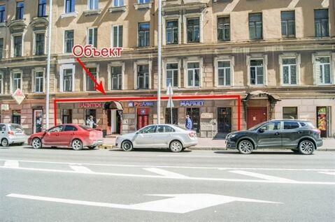 Продам торговое помещение 93 кв.м, м. Чернышевская - Фото 1