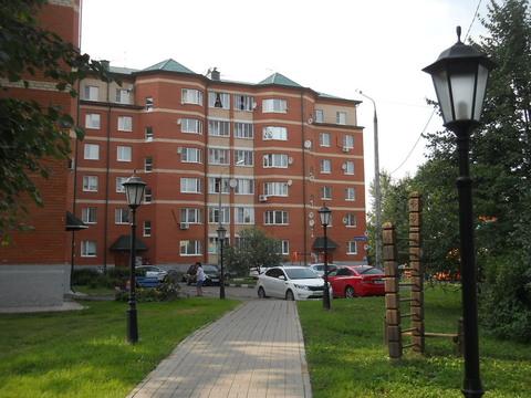 Зеленый камерный квартал Новой Москвы - Фото 1
