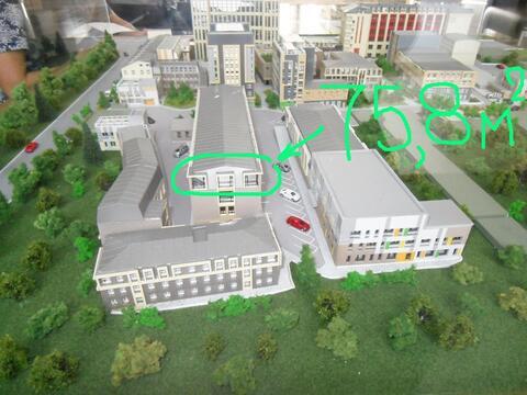 Сдается офис, без комиссии, комплекс Парк Мира - 75,8 м2 - Фото 5