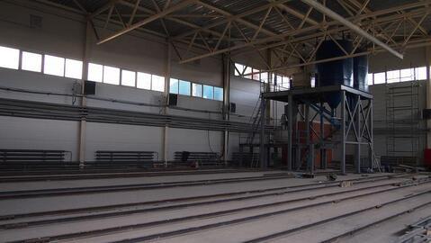Завод для производства блоков в свх.Останкино 18 км от МКАД - Фото 4