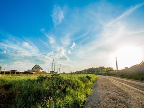 Участок 10 соток, Можайский р-н, Минское шоссе, 97 км - Фото 3