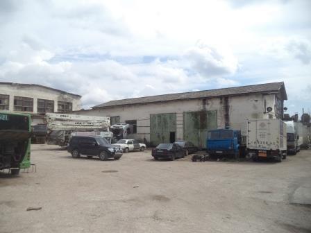 Продажа промышленной базы Севастополь, Инкерман. - Фото 4