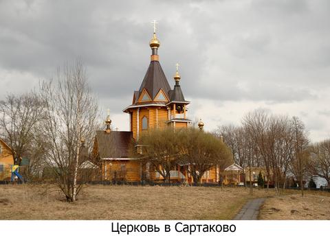 Земельный участок 19сот с домом в центре с. Сартаково Богород. р-на - Фото 3