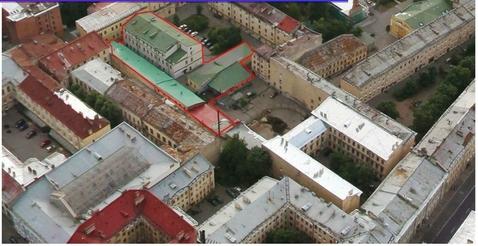 Псн в собственность 2205.4 кв.м, м.Адмиралтейская - Фото 1