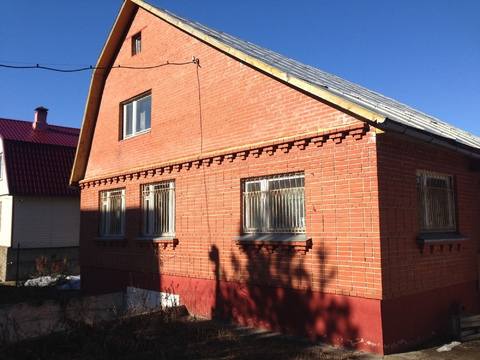 Дачный дом на 6 сотках в СНТ вблизи п. Тучково, Рузский район - Фото 2