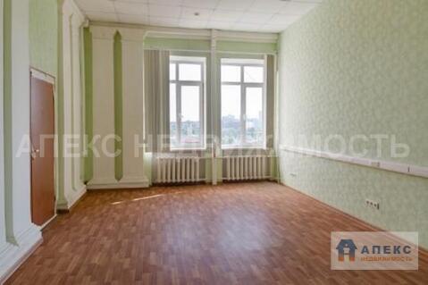Аренда офиса 381 м2 м. Марксистская в бизнес-центре класса С в . - Фото 3