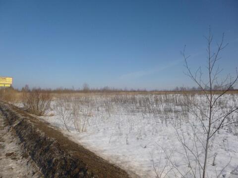 1 гектар сельхоз земли, рядом с г. Кимры в 10 мин. ходьбы до р. Волга - Фото 2