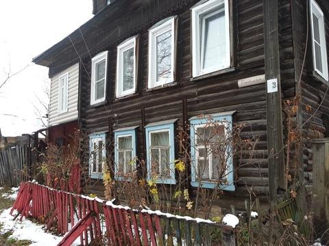 Продается часть дома (квартира) в г.Кимры по ул.Радищева 63 - Фото 1