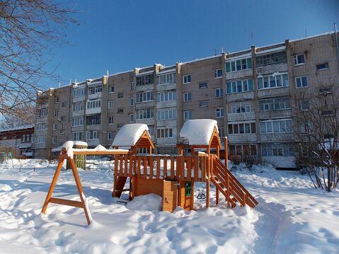 Двухкомнатная квартира на Волге в г. Плес Ивановской области - Фото 1