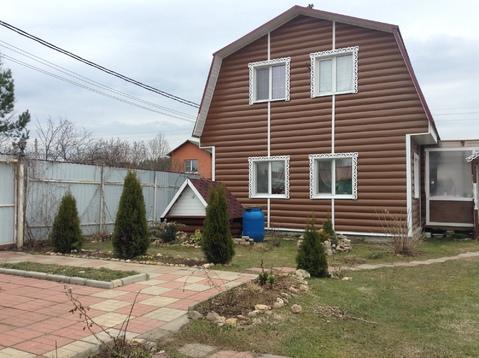 Дом из бревна, Баня, Гараж, Красноармейск - Фото 1