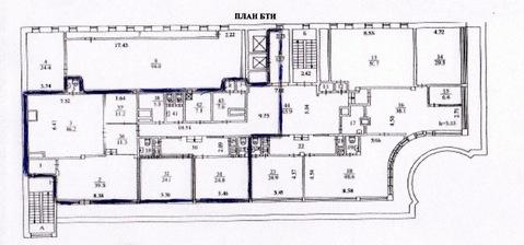 Офисное помещение 265 кв.м. около м.Краснопресненская в БЦ класса А - Фото 4