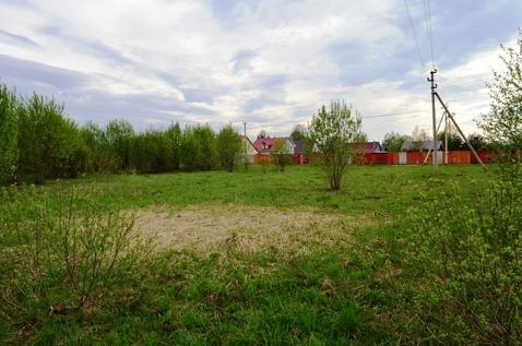 Продам участок в деревне Новинки - Фото 3