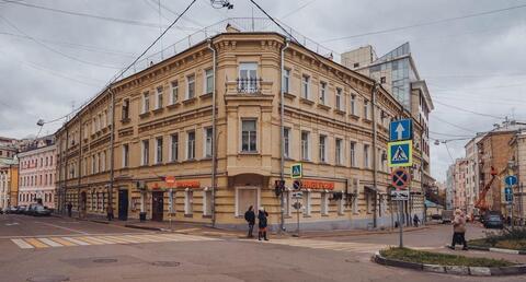 Купить помещение свободного назначения в Москве ЦАО - Фото 1