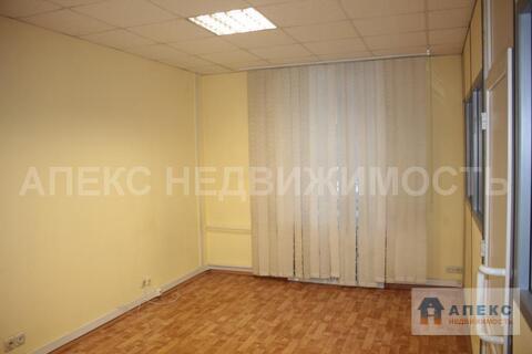 Аренда офиса 62 м2 м. Нагатинская в административном здании в Нагорный - Фото 3