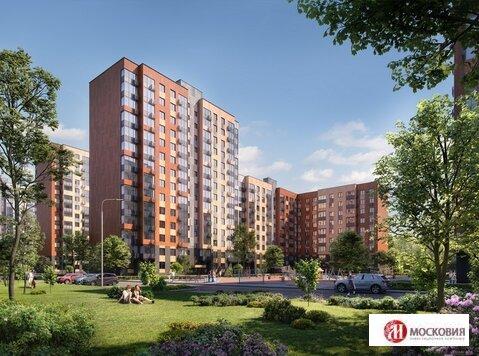 3-к квартира, площадью 75. 47 кв. м,17 км от МКАД по Калужскому шоссе - Фото 1