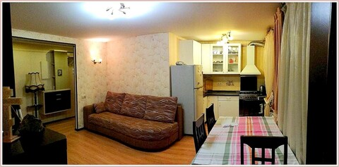 Уютная квартира студия в центре Солнечногорска - Фото 2