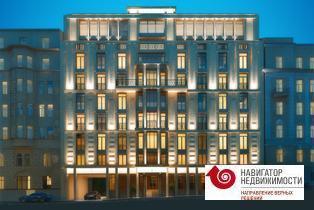 Продается четырехкомнатная квартира 147,44 к.м. в центре Москвы - Фото 1