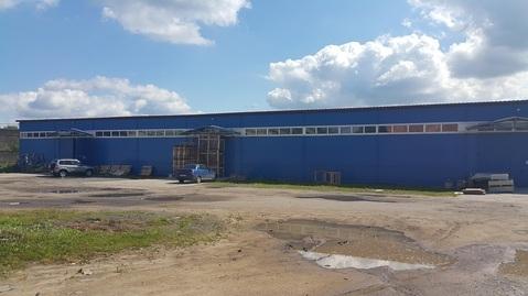 Сдам складской корпус 1 000 кв. м. - Фото 1