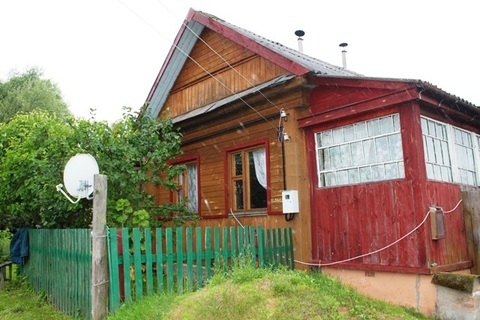 Дом в деревне Алферово - Фото 1