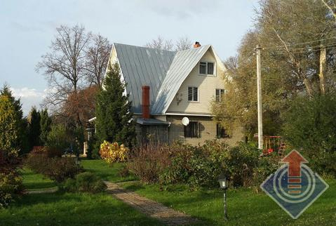 Жилой дом 189 м2 и баня на участке 43,5 сот. в д. Годуново, ул. Тихая - Фото 2