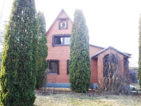 Продажа дома с участком на Рублевском/Можайском шоссе - Фото 1