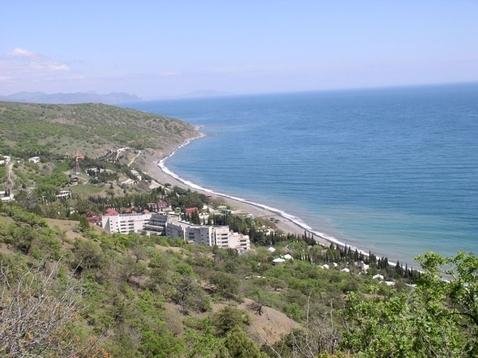 Продаётся участок земли под застройку в Крыму, Алушта, село Приветное - Фото 5
