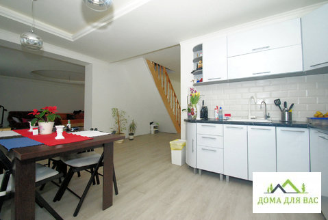 Д. Ивонино, Одинцовский район, жилой дом площадью 211.7 м2 - Фото 4