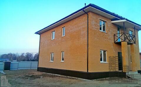 Двухэтажный коттедж в Подмосковье, все коммуникации - центральные, ПМЖ - Фото 2