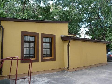 Здание кирпичное 92 кв.м. у метро Авиамоторная, 1 этаж, 2 линия - Фото 5