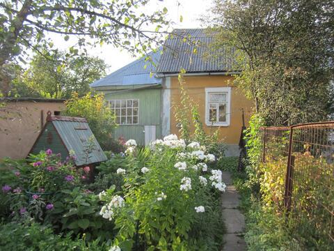 Продам участок с частью дома в г.Домодедово мкр.Востряково - Фото 3