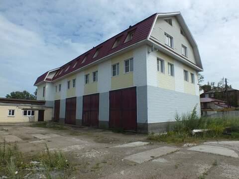 Продается имущественный комплекс 1600 кв.м - Фото 1